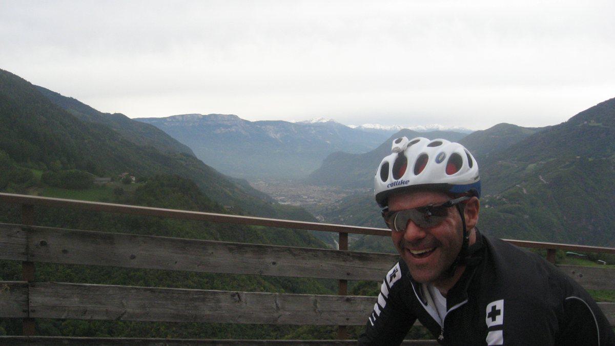 Rennradführer Südtirol / Sternwarte Steinegg