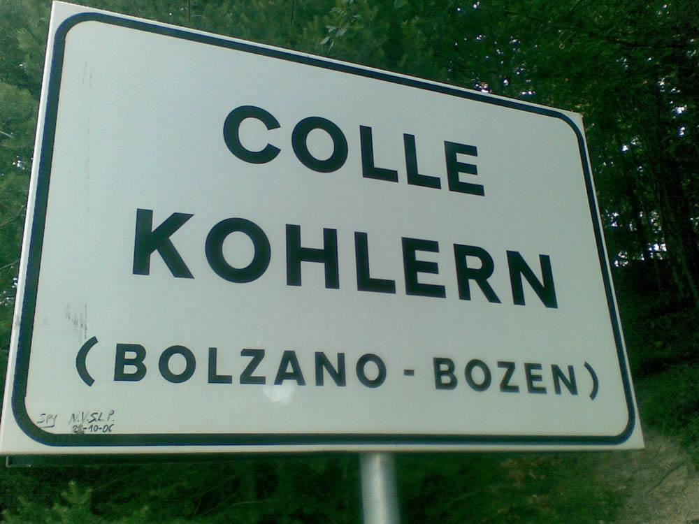 Kohlern (1250m)