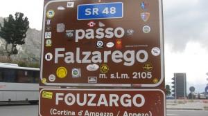 Falzaregopass / Passo di Falzàrego