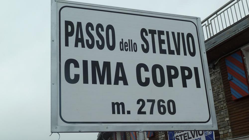 Passo dello Stelvio / Cima Coppi - 2760m