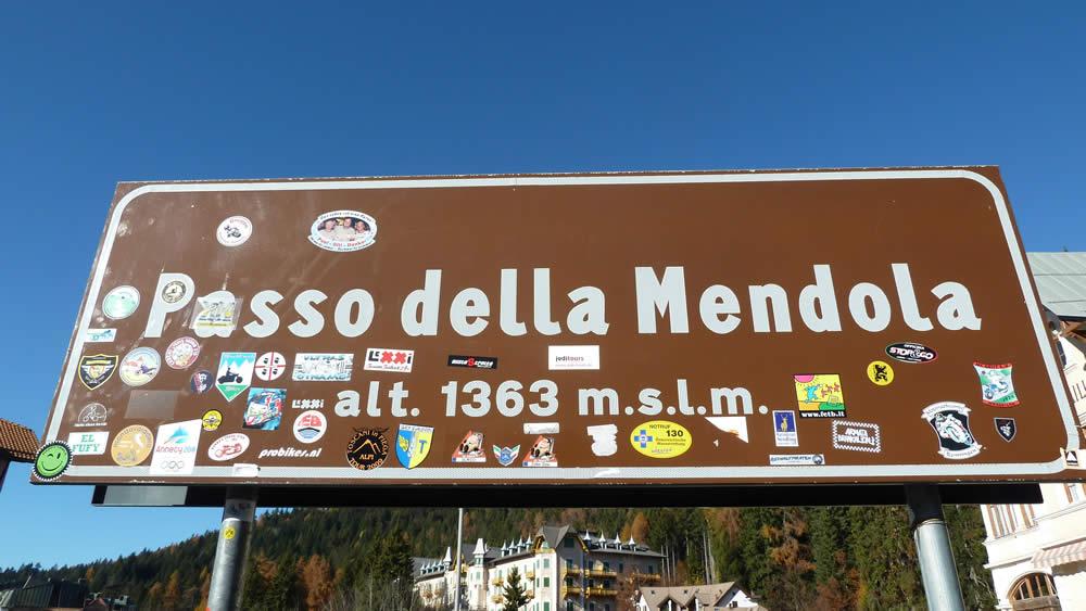 Mendelpass / Passo della Mendola