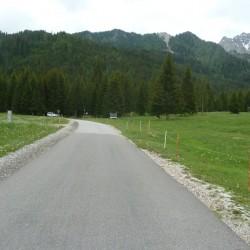 Rennradführer Trentino Nord / Val San Nicolo / Aus dem Fassatal