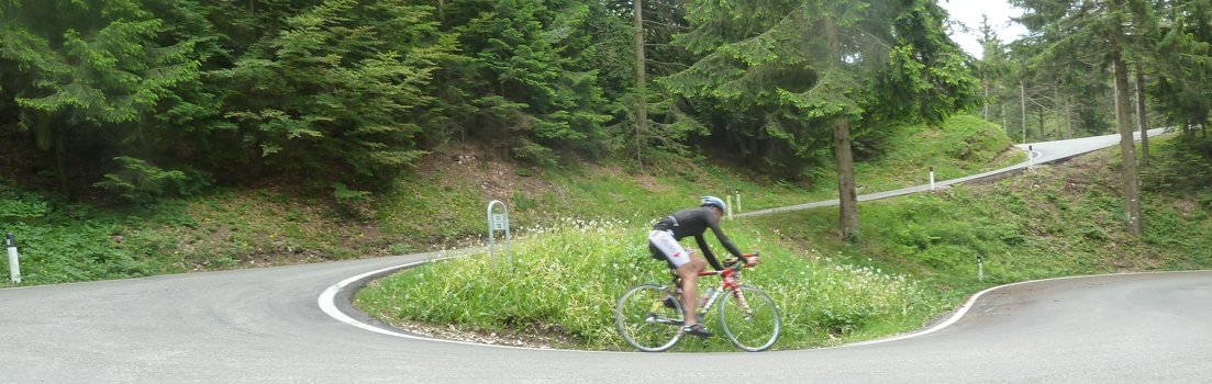 Rennradführer Trentino Süd