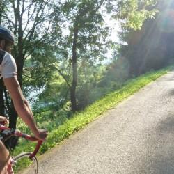 Rennradführer Trentino Nord - Tour 20 / Fleimstal