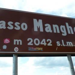 Rennradführer Trentino Nord - Tour 20 / Passo Manghen (2042m)