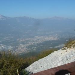 Monte Zugna: Etschtal