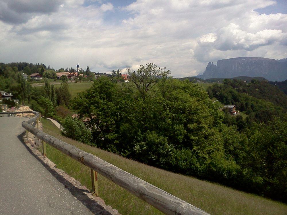Rennradtour St. Magdalena - Oberbozen - Signat - Bozen