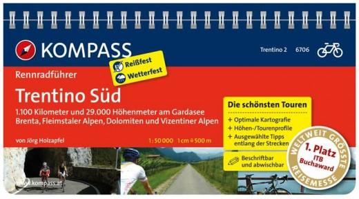 1100 Kilometer und 29.000 Höhenmeter mit dem Rennrad am Gardasee, der Brenta, den Fleimstaler Alpen, den Dolomiten und den Vizentiner Alpen.