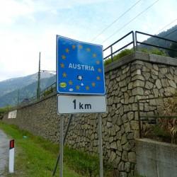 Transalp Bozen - Arget: Österreich