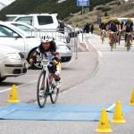 Bergzeitfahren am Passo Pordoi / Radmarathon Gröden
