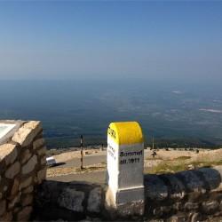 Gipfel Mont Ventoux