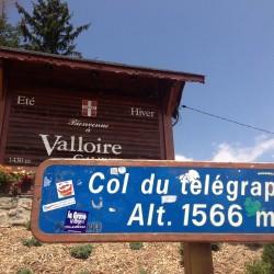 Mit dem Rennrad zum Col du Télégraphe