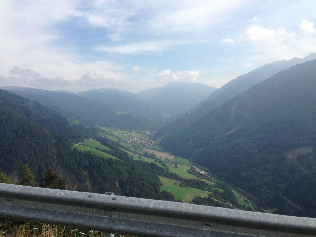 Rennradtour rund um Brixen / Lüsen