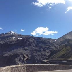 Triplo Stelvio / Skigebiet
