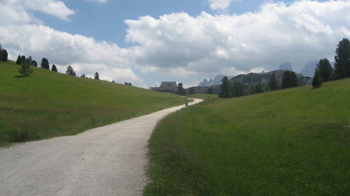 Rennradführer Südtirol / Schotterweg