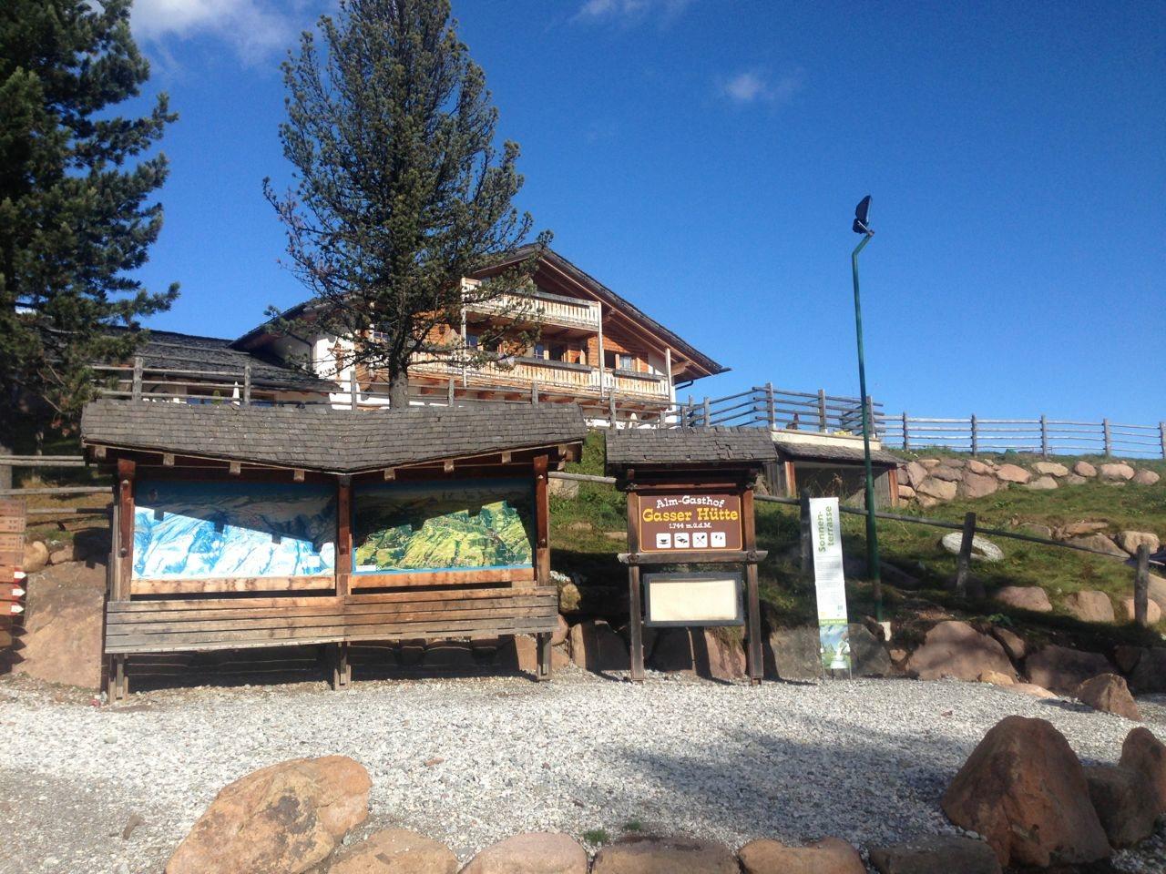 Rennradtour Villanderer Alm / Gasser Hütte
