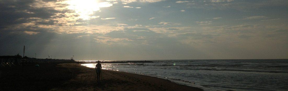 Radtour Bozen - Jesolo / Sundowner