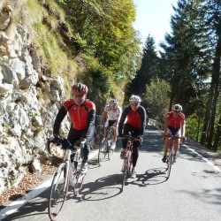 Rennradführer - Trentino - Süd / Passo San Giovanni – Bocca del Creer – Bocca di Navene – Passo del Telégrafo / Kleine Strassen