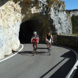 Rennradführer - Trentino - Süd / Passo San Giovanni – Bocca del Creer – Bocca di Navene – Passo del Telégrafo / Tunnel