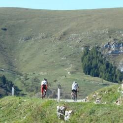 Rennradführer - Trentino - Süd / Passo San Giovanni – Bocca del Creer – Bocca di Navene – Passo del Telégrafo / Monte Baldo Massiv