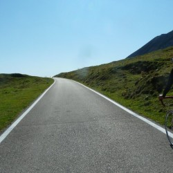 Rennradführer - Trentino - Süd / Passo San Giovanni – Bocca del Creer – Bocca di Navene – Passo del Telégrafo / Traumherbst