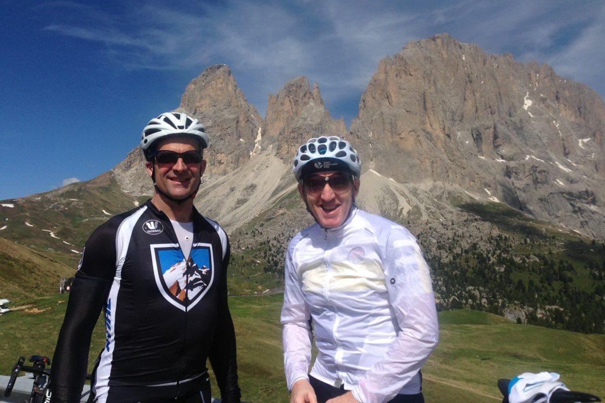 Geführte Rennradtouren in Südtirol, Trentino und dem Veneto