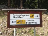 Rennradtour Martelltal / Stallwies / Greithof