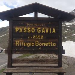 Rennradtour um den Ortler / Passo di Gavia