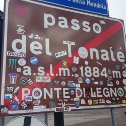 Rennradtour um den Ortler / Passo del Tonale
