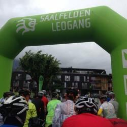 Peakbreak: Start Saalfelden Leogang