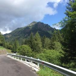 Rennradtour Adamello-Presanella: Valle Dorizzo