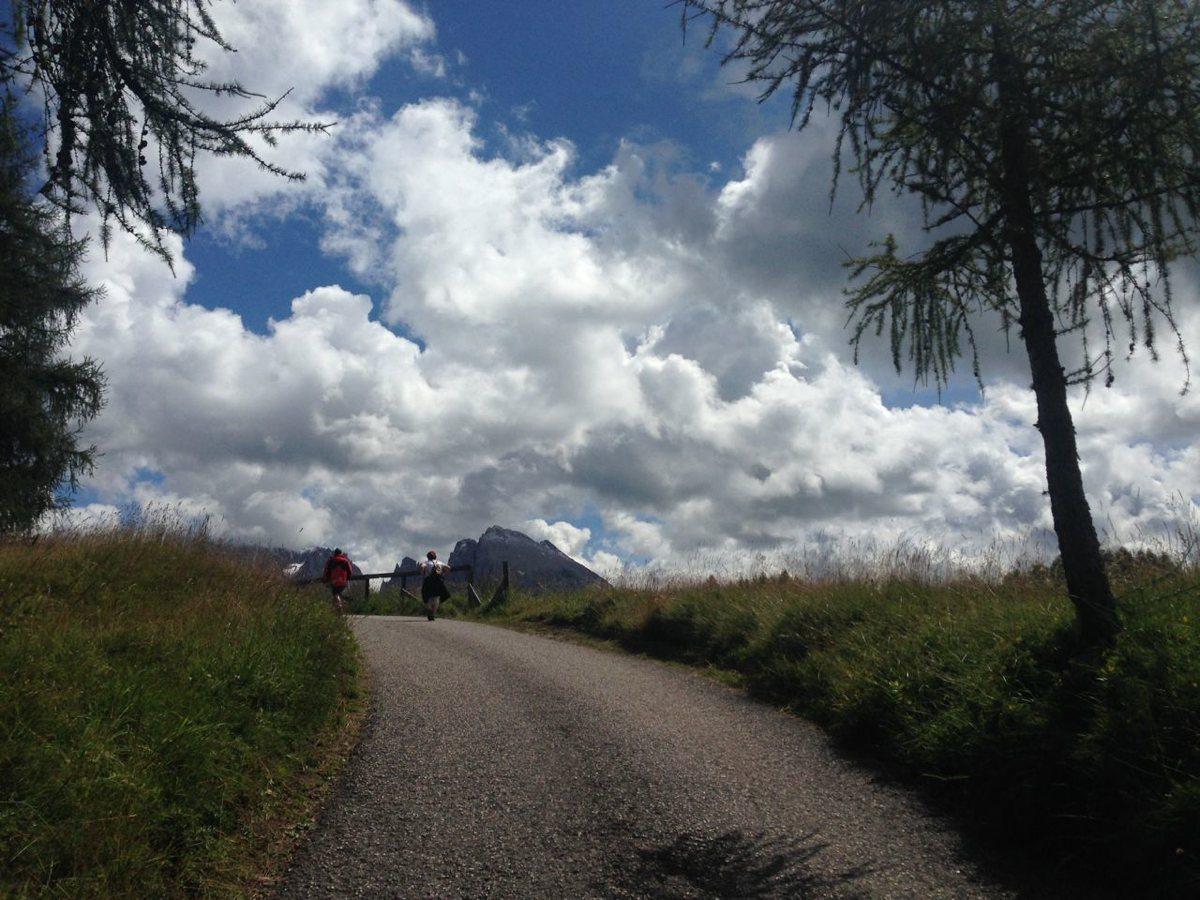 Seiseralm: Der Weg ist das Ziel
