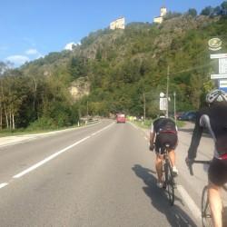 Rennradtour Bozen - Sauerlach: Eisacktal