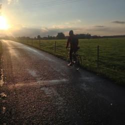 Rennradtour Bozen - Sauerlach: Finale