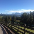 Rennradtour Glaning: Dolomiten