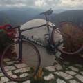 Rennradtour Karneid: Rad - Welt