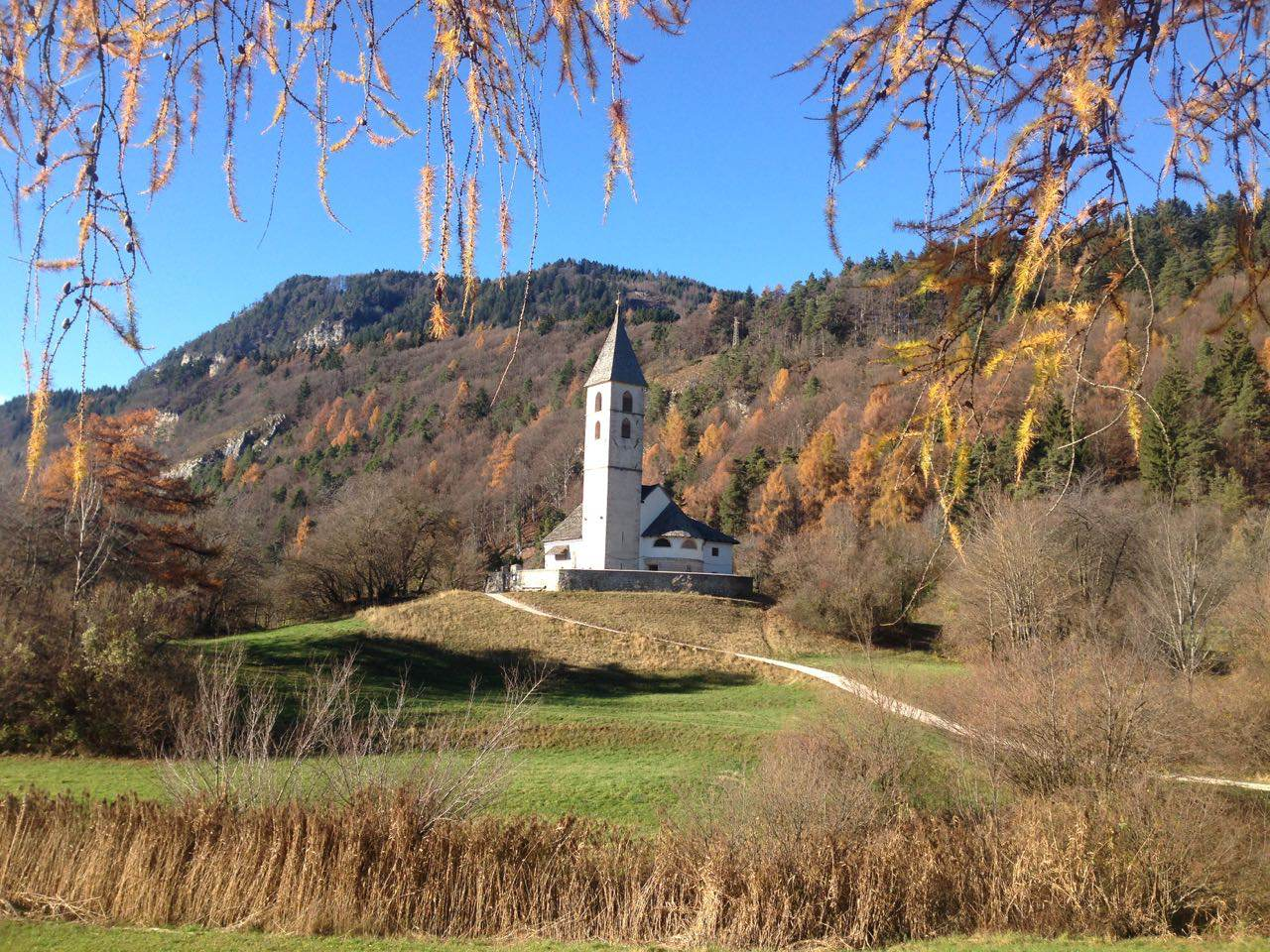 Rennradtour - Fennberg / Kapelle