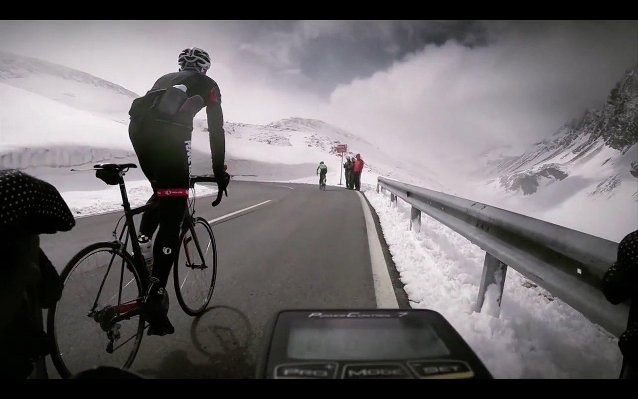 Video Schwalbe Tour Transalp