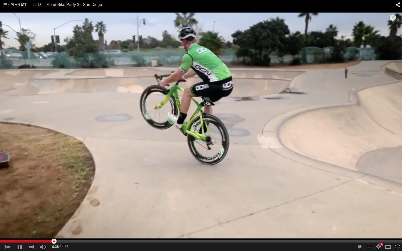 Video Roadbikeparty 3