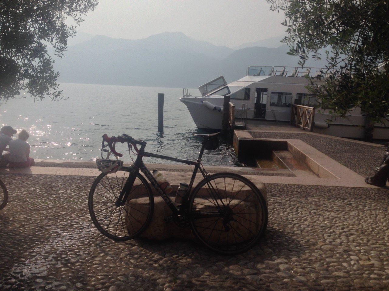 Rennradtour Bozen - Malcesine / Gardasee