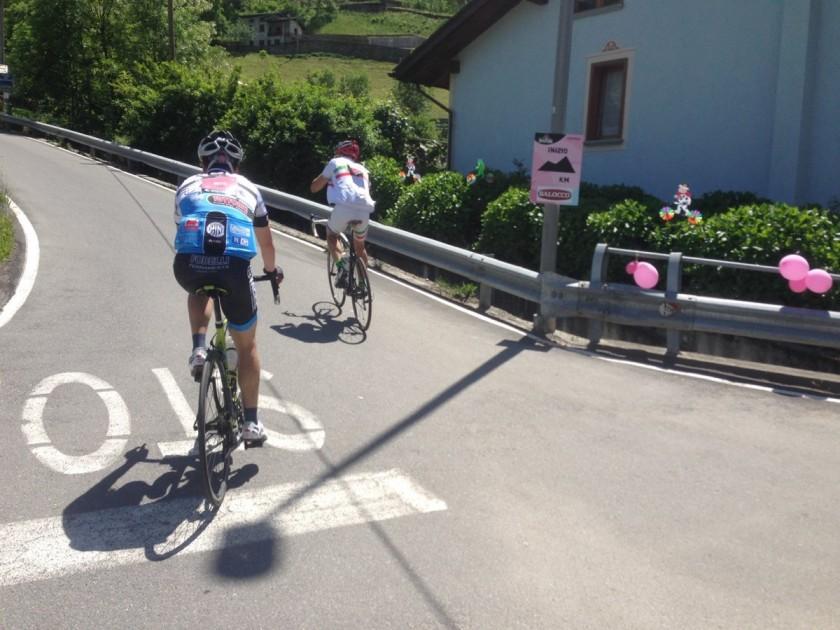 Gran Fondo Giro d'Italia – Mortirolo 2015 / Mazzo