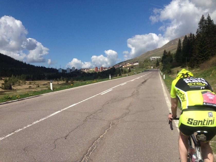 Gran Fondo Giro d'Italia – Mortirolo 2015 / Passo Tonale