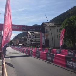 Gran Fondo Giro d'Italia – Mortirolo 2015 / Ziel