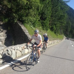 Passo Stelvio - Passo Umbrail / Canadien Power