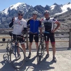Passo Stelvio - Passo Umbrail / Höchster Punkt