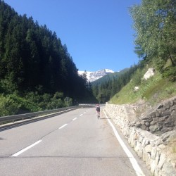 Passo Stelvio - Passo Umbrail / Katrin