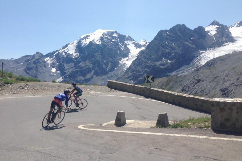 Passo Stelvio - Passo Umbrail / Ortler