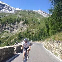 Passo Stelvio - Passo Umbrail / Steigung