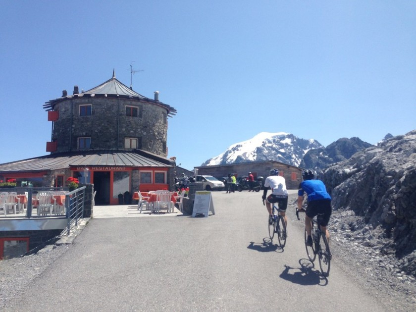 Passo Stelvio - Passo Umbrail / Tibethütte