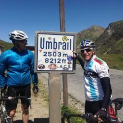 Passo Stelvio - Passo Umbrail / 2503m